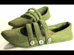 Sew Casual Ballet-Style Flat Shoes Using a Sewing Machine – A Free Step by Step Tutorial | Sew What's New Blog