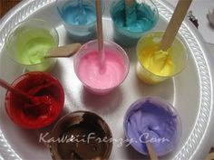 Liquid Polymer Clay whipped cream tutorial - link This tutorial is excellent.  The various techniques that can be used to decorate clay are detailed and easy to follow.  I am very grateful for it.  It answered many questions and did not cost anything!  Thanks again!