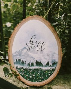 """268 Likes, 10 Comments - Kayleigh Lockhart (@shepaintsscripture) on Instagram: """"Psalm 46:10 """"Be still, and know that I am God."""" My favorite verse ❤ It's been so long since I've…"""""""