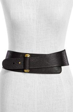 Raina 'Vixon' Leather Belt | Nordstrom