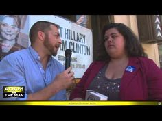 These Hillary Supporters Want Her to Repeal the Bill of Rights if She's Elected President - YouTube