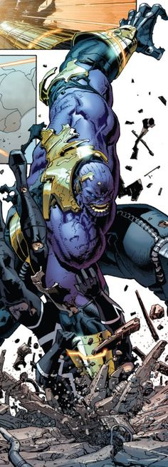 Thanos #marvel #comic follow @pyra2elcapo @compratelol http://bit.ly/1y5XRAk