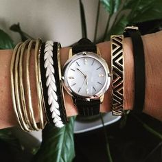 What do you stack on for an everyday arm party? | Stella & Dot
