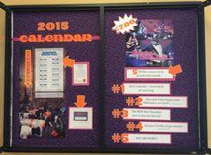 Get Your 2015 Calendar! Chicken Tortilla Soup, All The Way, Milkshake, Hot Chocolate, Peppermint, Calendar, Community Boards, Marketing Ideas, Mint