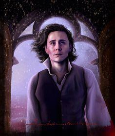 "Tom Hiddleston Sir Thomas Sharpe in ""Crimson Peak"" by http://amatasera.tumblr.com/post/123771775042/thomas-sharpe-who-may-or-may-not-have-played"