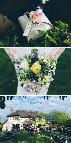 A beautiful outdoor english wedding in Brighton with Phase 8 dress and relaxed pub based reception photography by Mister Phill 0002