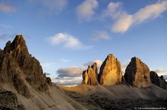 Dolomiten Hochpustertal Drei Zinnen | Dolomiti Alta Pustria Tre Cime