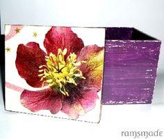 Cutie Purple flower, by ramsmade, 30 Lei Purple Flowers, Painting, Art, Art Background, Painting Art, Kunst, Paintings, Performing Arts, Painted Canvas