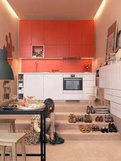 Idee für Küche