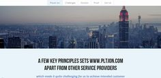 Story of how Planet Jon started and why a few key principles sets Planet Jon apart from other service providers. Website Creator, For Everyone, Empire State Building, New York Skyline, Planets, Challenges, Key, Travel, Viajes