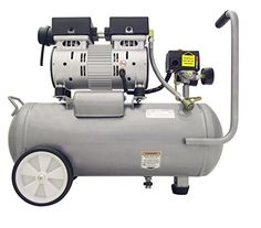California Air Tools 5510SE Ultra Quiet and Oil-Free 1.0-HP 5.5-Gallon Steel Tank Air Compressor  http://www.handtoolskit.com/california-air-tools-5510se-ultra-quiet-and-oil-free-1-0-hp-5-5-gallon-steel-tank-air-compressor-2/