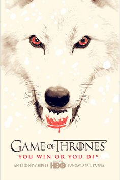 Game of Thrones  by Olly Moss