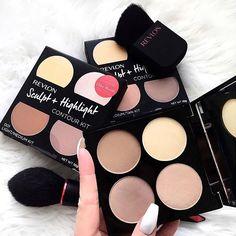 Beauty - Revlon Scult & Highlight Contour Kit - Chloe Morello
