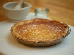 Honey Pie Recipe (from 4 and 20 Blackbirds restaurant)