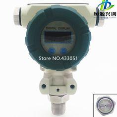 Flat film type pressure Transmitters/sensor; Explosion-proof type digital display function; 0utput :4-20mA;  -0.1-100Mpa