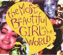 CD Singles - Prince - The Most Beautiful Girl In The World / Beautiful - NPG - UK - NPG 6015-5