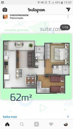 20x24 Floor Plan W 2 Bedrooms Floor Plans In 2019