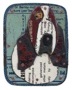 Jane Harrison - brooch, badge