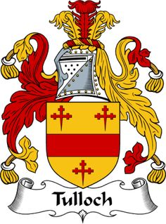 Tulloch Coat of Arms