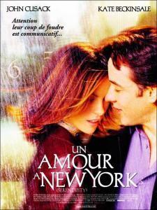 ジョン・キューザックとケイト・ベッキンセイルあ共演したラブストーリー。映画作品セレンディピティ
