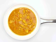 Mild Chicken Curry Recipe | Gousto Mild Chicken Curry Recipe, Chicken Recipes, Cooking Tips, Cooking Recipes, Roasted Onions, Pecan Nuts, Cooking Instructions, Cook At Home, Curry Recipes