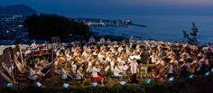 Ischia ai Giardini La Mortella gran finale della stagione concertistica con Il Barbiere di Siviglia