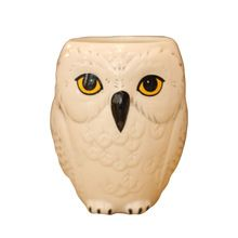 Hedwig Owl big cute cool novelty Mug Ceramic travel coffee mugs milk teacup 2017 new arrive Christmas cups beer caneca --  #KitchenDiningnBar