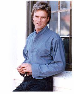 RICHARD DEAN ANDERSON MACGYVER STARGATE 8X10 PHOTO #C915