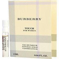 Burberry Touch By Burberry Eau De Parfum Spray Vial On Card