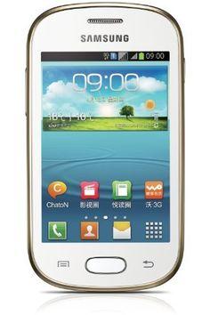 Samsung Galaxy Fame 3G Smartphone Unlocked Pearl White QuadBand Dual Sim CellPhone HSDPA 900/2100, http://www.amazon.com/dp/B00COZIZ10/ref=cm_sw_r_pi_awdm_ee5yub1218ESH