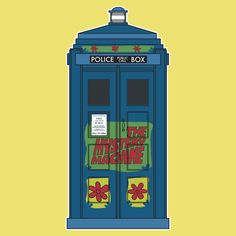 """""""The Pesky Kids have the phonebox..."""" T-Shirts & Hoodies by @Seven_Hundred 