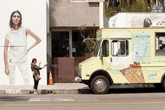 ice cream truck abbot kinney Abbot Kinney, Food Truck, Artisan, Ice Cream, No Churn Ice Cream, Food Carts, Icecream Craft, Craftsman, Food Trucks
