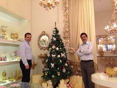 Christmas 2013 coming soon VILLARI boutique Dubai