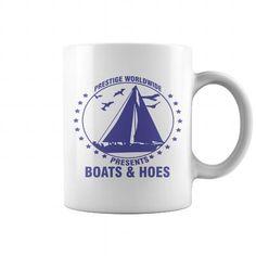 boating boat boat captain boats and hoes boats mug