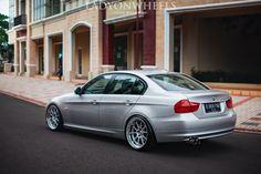 BMW E90 LCI SSR SP3-Abdee Faishal-Indonesian viritys-BMW-Indonesian asennettavaksi-ladyonwheels-6
