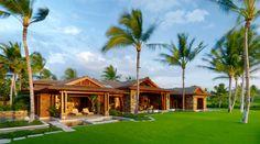 Tropical Craftsman Home, Kona, Hawai'i