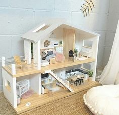 dollhouse furniture Modern dollhouse inspiration, DIY dollhouse furniture, modern dollhouse furniture to buy (make your own dollhouse furniture, dollhouse ren