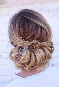 Braided Chignon | Wedding Hairstyle