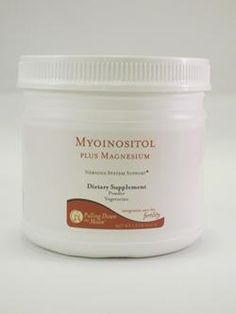 Myoinositol plus Magnesium is one of the key supplements recommended when a woman has PCOS as it has been shown to help lower insulin and testosterone levels, promote ovulation, restore menstrual cycle regularity and lessen symptoms in women with Polycystic Ovarian Syndrome. New research suggests myo-inositol may also help to improve egg quality when taken with melatonin prior to an IVF cycle.