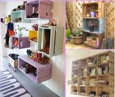 Reusing Old Wooden Boxes at Home