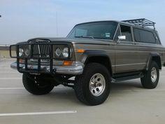 Nice FSJ Cherokee.