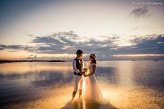 絶景の日本の青い島の海で見つけた穴場での結婚式の前撮り(ロケーションフォト)元バックパッカーの結婚式カメラマン寺川昌宏が撮影した沢山の写真で日本の海の魅力をご紹介。