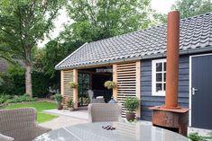 5 Getaway Cabins, Backyard, Patio, Garden Buildings, Outdoor Living, Outdoor Decor, Small House Design, Pergola Designs, Home Design Plans