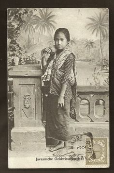 Old Photos of Indonesian People © 2016 brilio.net