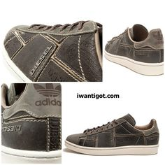 Diesel x Adidas Spring 2011 Stan Smith Special. aka the shoe I dream about.
