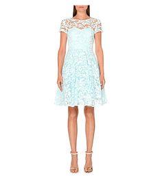 Caree lace dress
