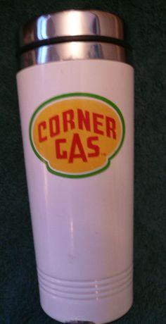 Corner Gas Tv Series Travel Mug