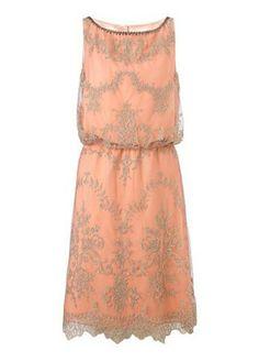 Monsoon etienne dress, £140 - Spring Wedding Guest Outfits - Spring Wedding Guest Dresses - Spring Wedding Guest - Wedding Guest Dresses - Marie Clarie - Marie Claire UK