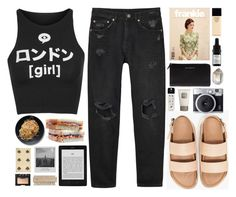 """""""Step Up"""" by claripadula ❤ liked on Polyvore featuring Monki, Shiseido, Topshop, Odacité, Illustrated People, Givenchy, Laura Mercier, Meggie and NARS Cosmetics"""