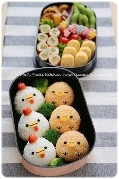Japanese Food Art, Japanese Snacks, Desserts Japonais, Bento Kids, Kawaii Cooking, Bento Recipes, Cute Desserts, Cafe Food, Food Crafts